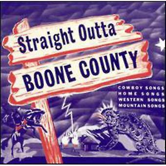 Straight Outta Boone County - Straight Outta Boone County [CD] USA import