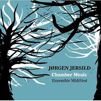 Jorgen Jersild - J Rgen Jersild: Chamber Music [CD] USA import