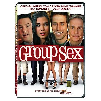 Group Sex [DVD] USA import