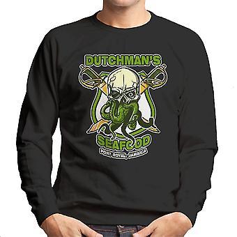 Dutchmans Seafood Men's Sweatshirt