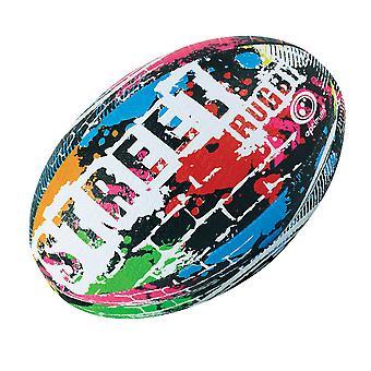 OPTIMALE straat opleiding rugbybal