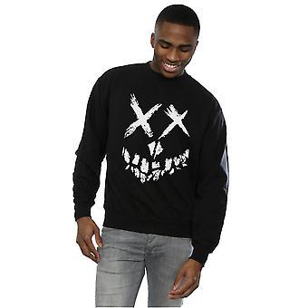 Suicide Squad mannen schedel gezicht Sweatshirt