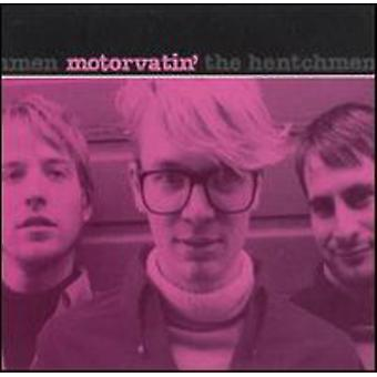 Hentchmen - Motorvatin' [CD] USA import