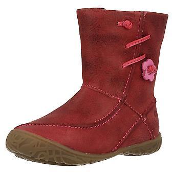 Girls Clarks Boots Hoola Star