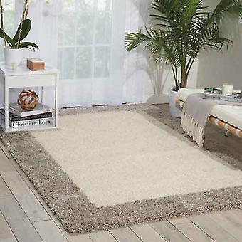 Rugs -Amore-5 - Ivory / Silver