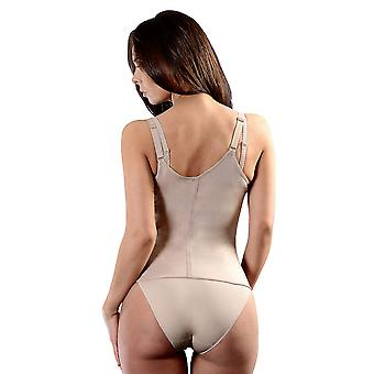 Esbelt ES439 Women's Nude Firm/Medium Control Slimming Shaping Camisole Top