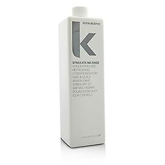 Stimulate-me.rinse (stimulating And Refreshing Conditioner - For Hair & Scalp) - 1000ml/33.6oz