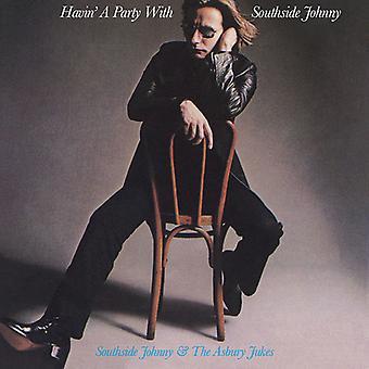 Southside Johnny & Asbury Jukes - Havin een partij met [CD] USA import