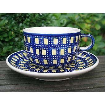 Cup with saucer - ceramic tableware - tradition 70 - tea & coffee - BSN 62401