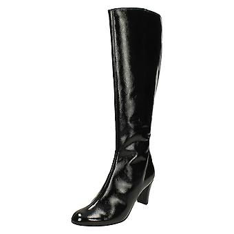 Ladies Van Dal Long Boots Cromwell