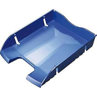 Helit H2363534 Greenlogic Letter tray A4, C4 Blue 1 pc(s)