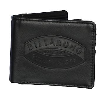Billabong portemonnee ~ Junction zwart