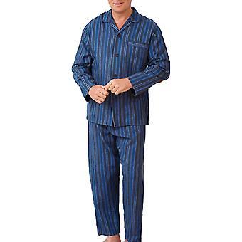 بطل رجالي كينغستون القطن وينست بيجاما صالة ملابس