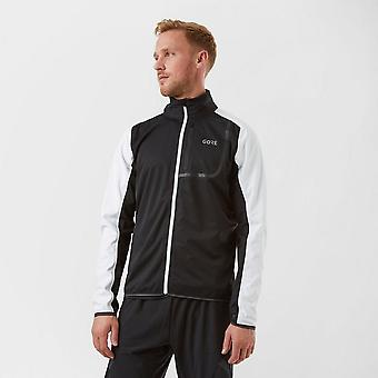 New Gore Men's C3 Cycling Windstopper Jacket White