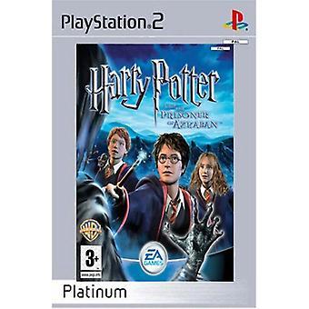 Harry Potter Gefangener von Azkaban Platin (PS2) - neue Fabrik versiegelt