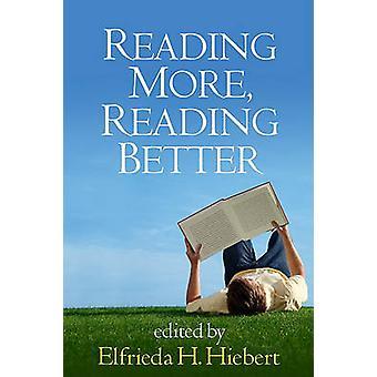 Läsa mer - läsa bättre genom Elfrieda H. Hiebert - 9781606232859