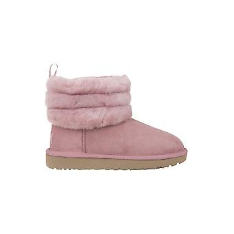UGG Fluff Mini Quilted 1098533PDW universal winter women shoes