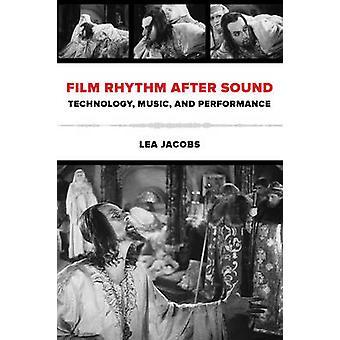 サウンド - 技術 - 音楽 - と Lea によるパフォーマンスの後映画のリズム