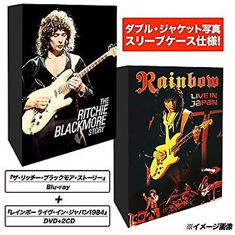 Ritchie Blackmore - Live in Japan 1984: Limited Edition [Blu-ray] USA import