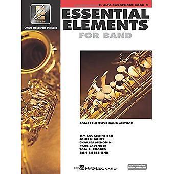 Essentiële elementen 2000: Uitgebreide Band methode: boek 2