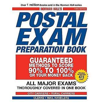 Norman Hall pocztowy egzamin przygotowanie książki: wszystkie egzaminy Major dokładnie ujęte w jednej książce