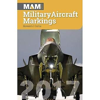 Militära flygplan märkningar 2017