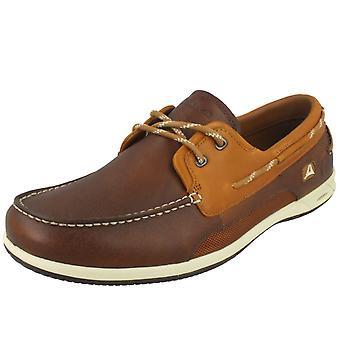 Mens Clarks boot schoenen Orson Harbour