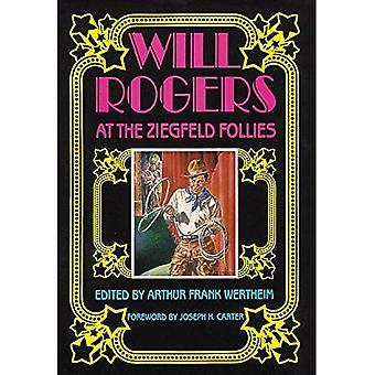 Will Rogers: bei den Ziegfeld Follies