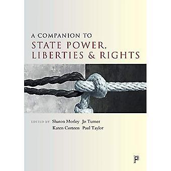 En följeslagare till statliga makten, friheter och rättigheter (följeslagare i kriminologi och straffrätt)