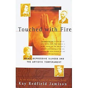 Touché par le feu: psychose maniaco-dépressive et le tempérament artistique