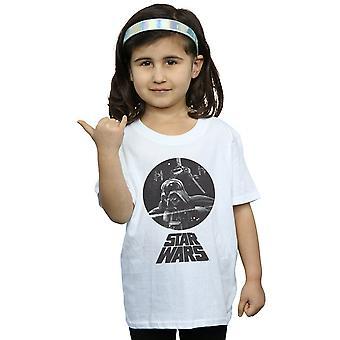 Star Wars Darth Vader Bust-T-Shirt-meisjes