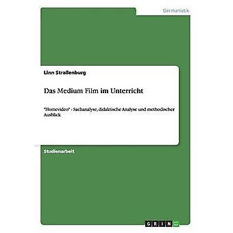 Das Medium Film im Unterricht door Straenburg & Linn