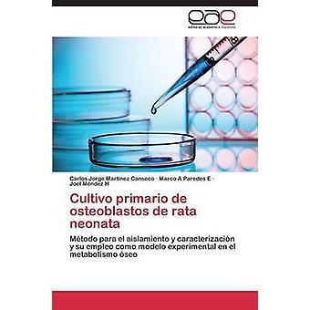 Cultivo Primario de Osteoblastos de Rata Neonata by Martinez & Jorge Canseco Carlos