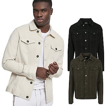 Urban classics - corduroy corduroy summer jacket