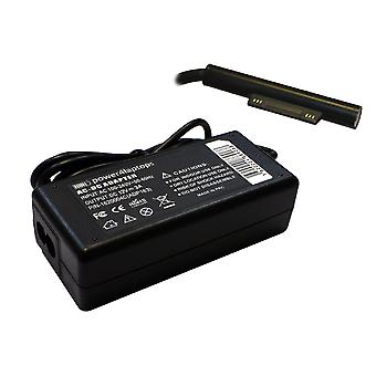 Microsoft Surface Pro 3 compatibele tablet Power AC adapter oplader