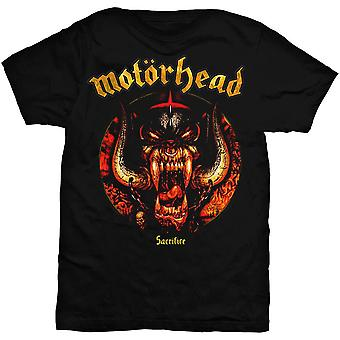 Men's Motorhead Sacrifice Black T-Shirt