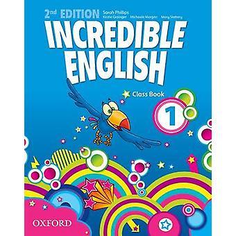 Incredible Englanti-1-Class Book-1 (2. tarkistettu painos)-97801944