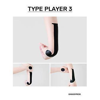 Type Player - Volume 3 by Sandu Cultural Media - 9781584235767 Book