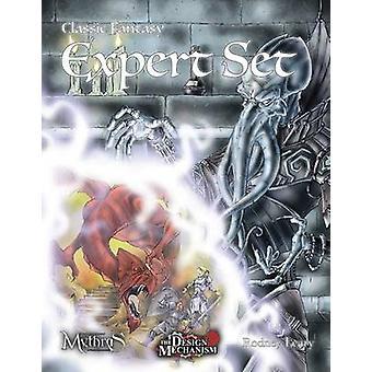 Classic Fantasy Expert Set - 9781911471202 Book