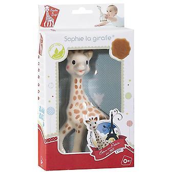 Sophie die Giraffe in fresh Touch Geschenk-Box