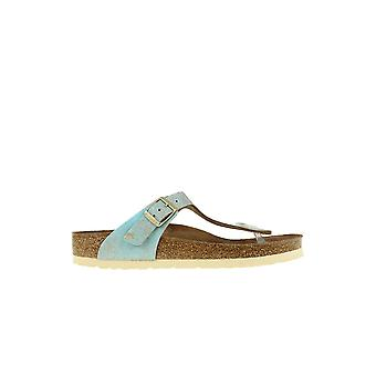 Birkenstock Gizeh pesty metallinen 1012905 universaali kesä naisten kengät
