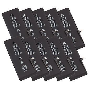 10-pk של סוללות חלופיות עבור Apple iPhone 6S פלוס + 616-00042 2750mAh חדש