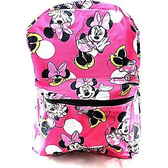 حقيبة ظهر - ديزني - ميني ماوس الوردي حقيبة المدرسة الجديدة 100230