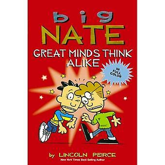 Stor Nate: Store hjerner tenker likt (stor Nate (Andrews McMeel))