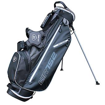 Masters WR752 Waterproof Stand Carry Golf Bag 4 Way Top Black