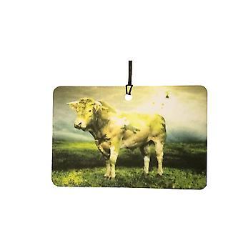 Camouflage Cow Car Air Freshener