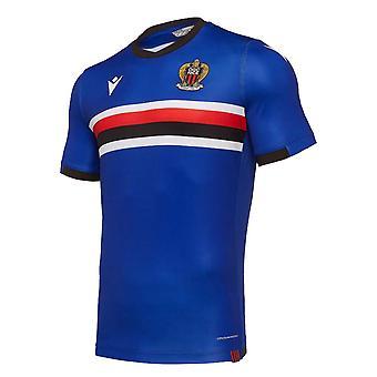 2019-2020 OGC Nice autentiska tredje match skjorta