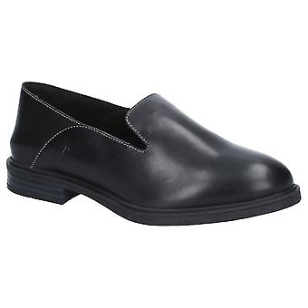 Hush Puppies Womens Bailey Breathable Slip On Loafer Shoes