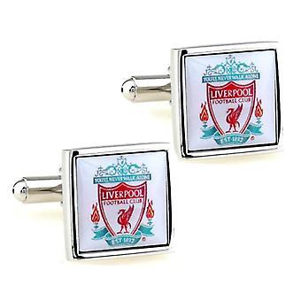 Liverpool Football Club Team Support Fan Soccer Sports Cufflinks Novelty Wedding Birthday Gift