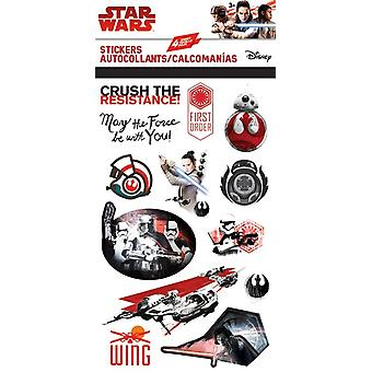 Star Wars 8 Fun Pack with Tattoos New st6938 Trend